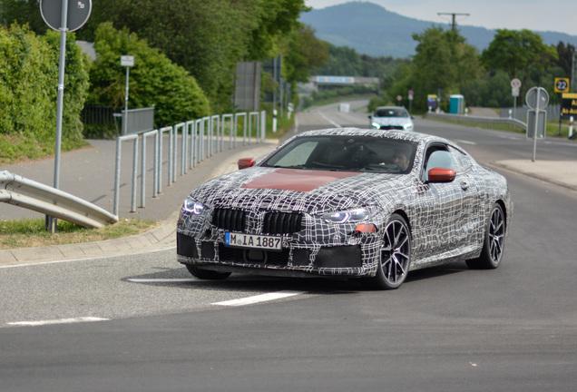 BMW 8 Series Coupé