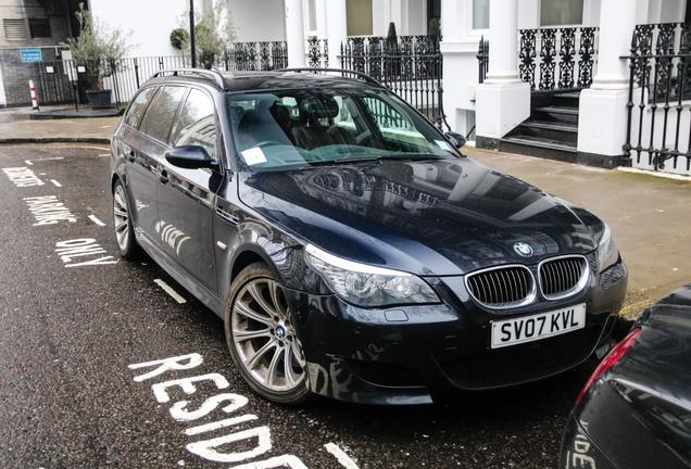 BMW M5 E61 Touring
