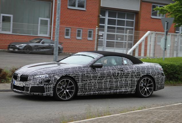 BMW 8 Series G14 Convertible