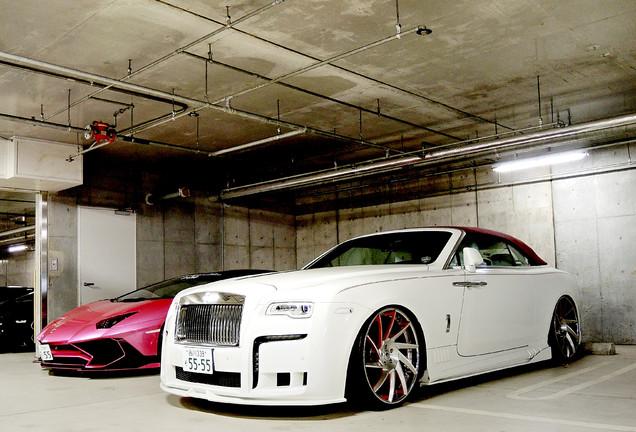 Rolls-Royce WALD Dawn Black Bison Edition