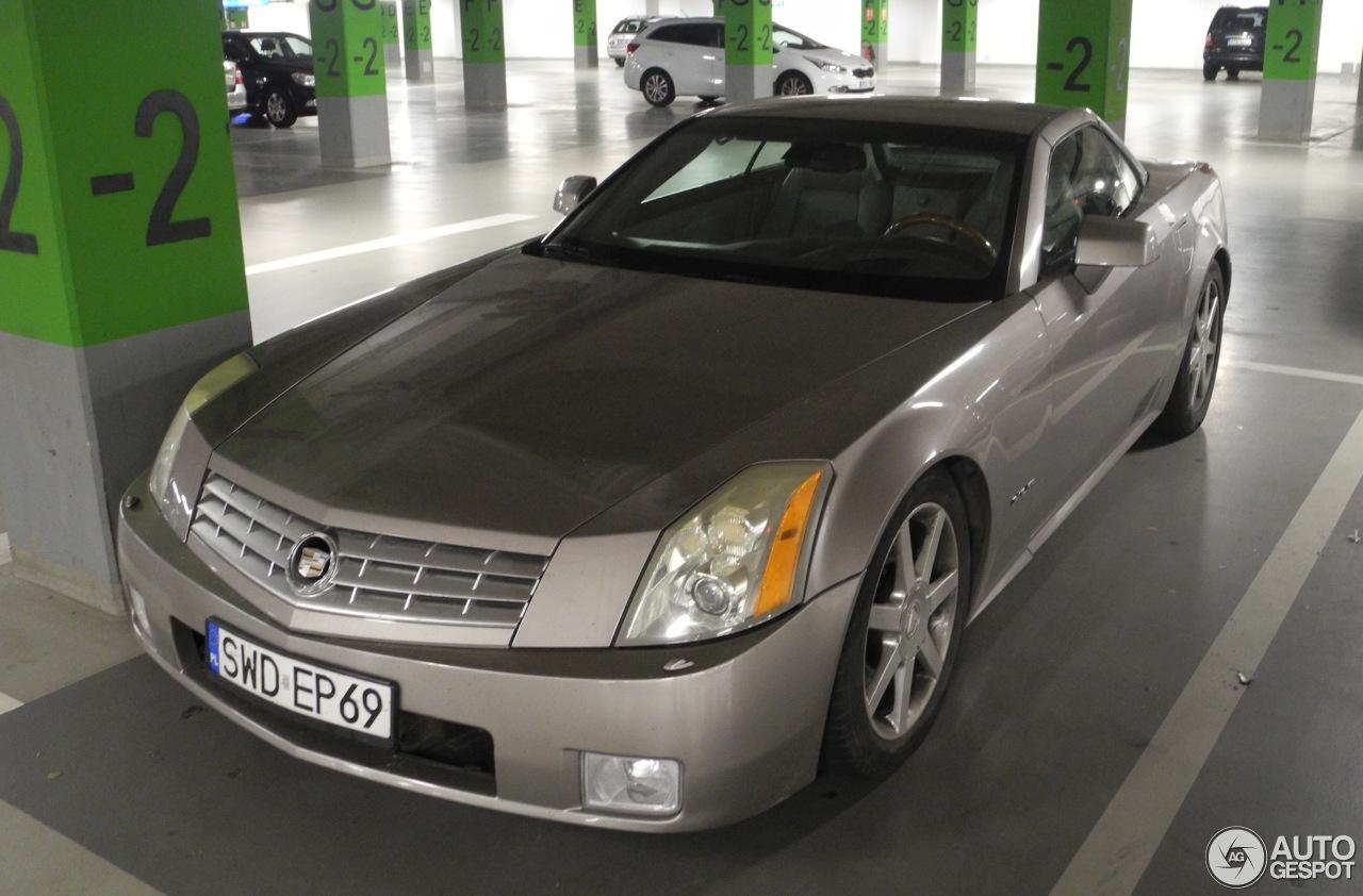 Cadillac XLR - 27 May 2018 - Autogespot