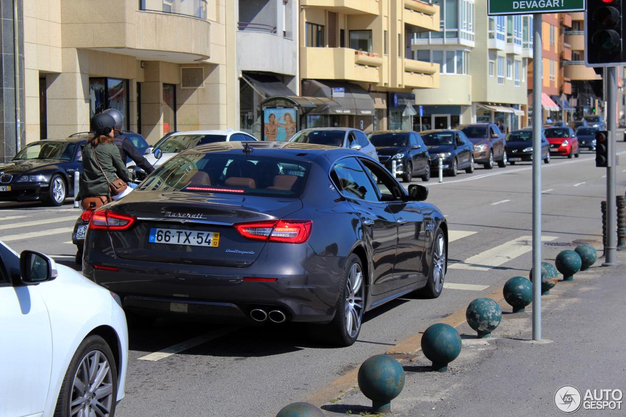 Maserati Quattroporte Diesel GranLusso - 29 May 2018 - Autogespot
