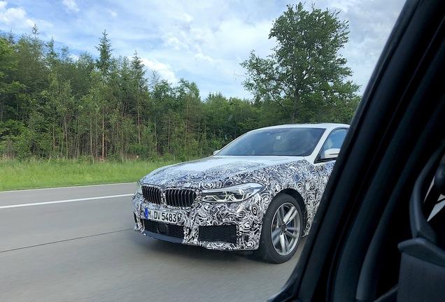 BMW 5 Series G30 GT
