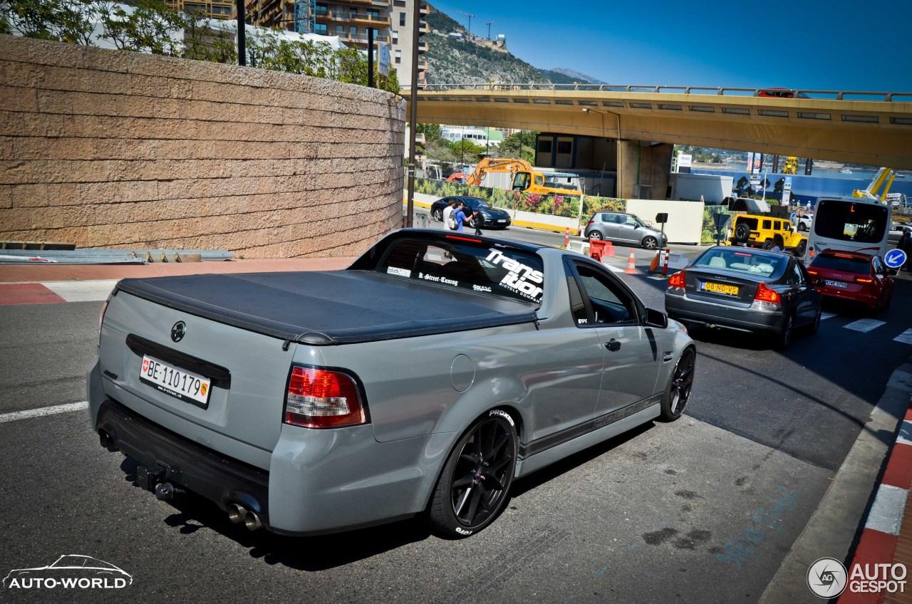 Holden VE Ute SS-V Special Edition - 30 mei 2018 - Autogespot
