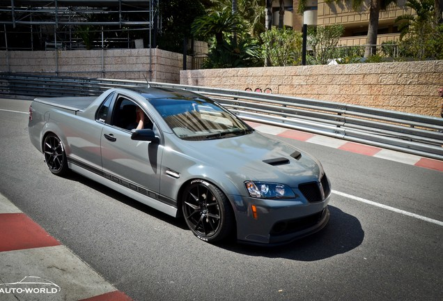 Holden VE Ute SS-V Special Edition