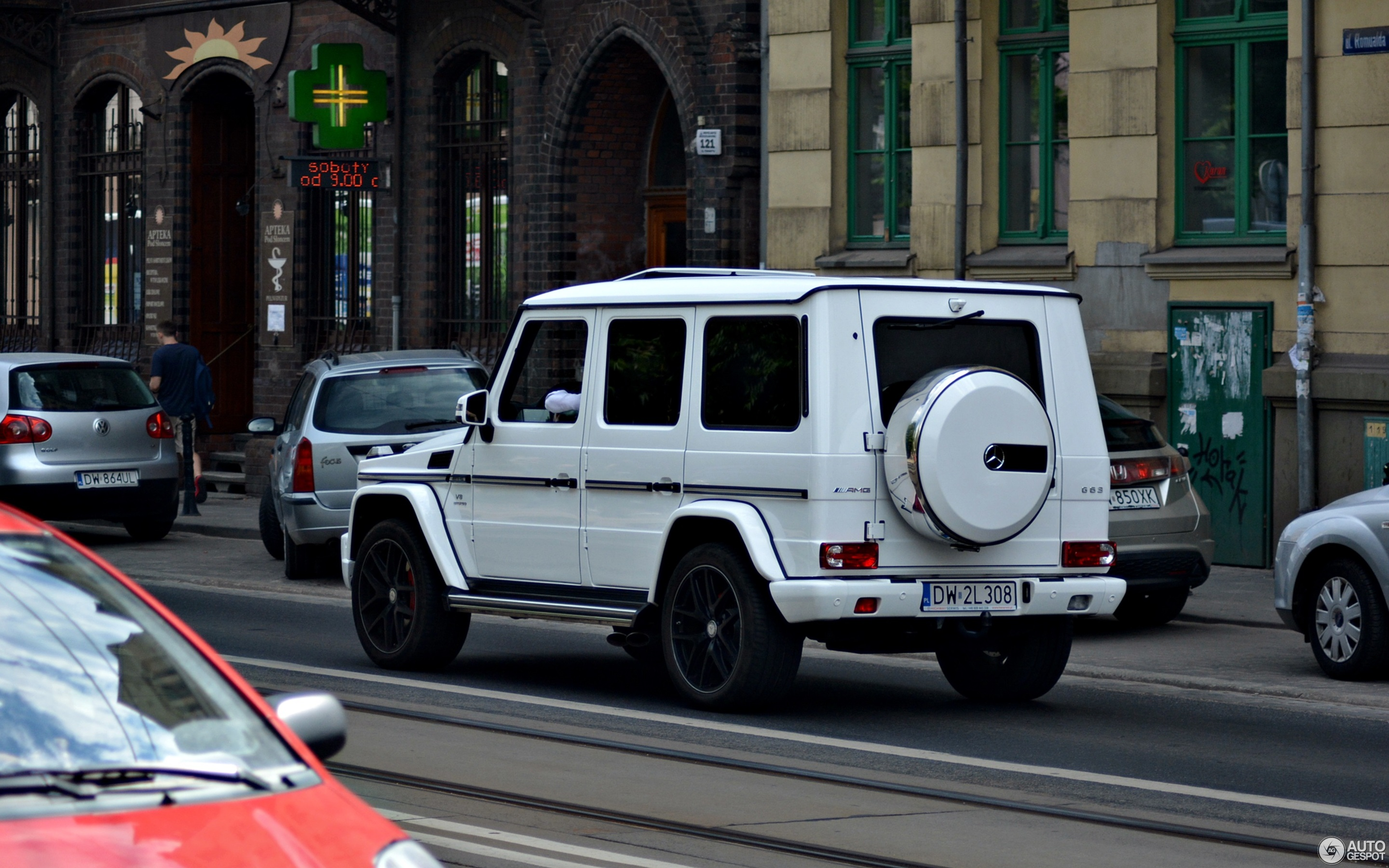 Mercedes AMG G 63 2016 2 June 2018 Autogespot