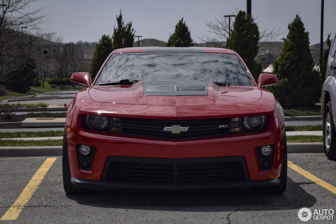 Chevrolet Camaro Zl1 3 June 2018 Autogespot