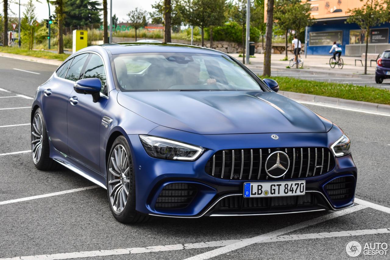 Mercedes-AMG GT 63 S X290 - 3 June 2018 - Autogespot