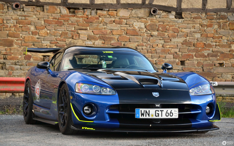 Dodge Viper SRTX Sacher Exclusive