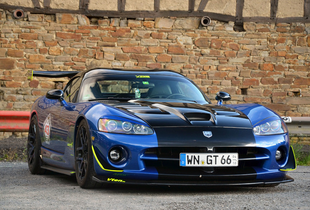 Dodge Viper SRTX Sacher Exclusive