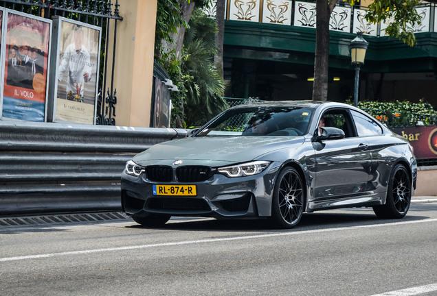 BMW M4 F82 Coupé 2017 Mosselman