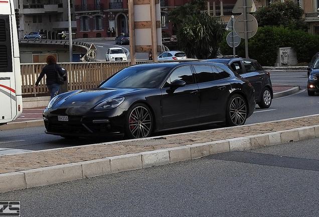 Porsche 971 Panamera Sport Turismo