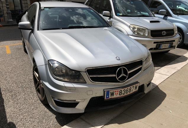 Mercedes-Benz C 63 AMG Coupé