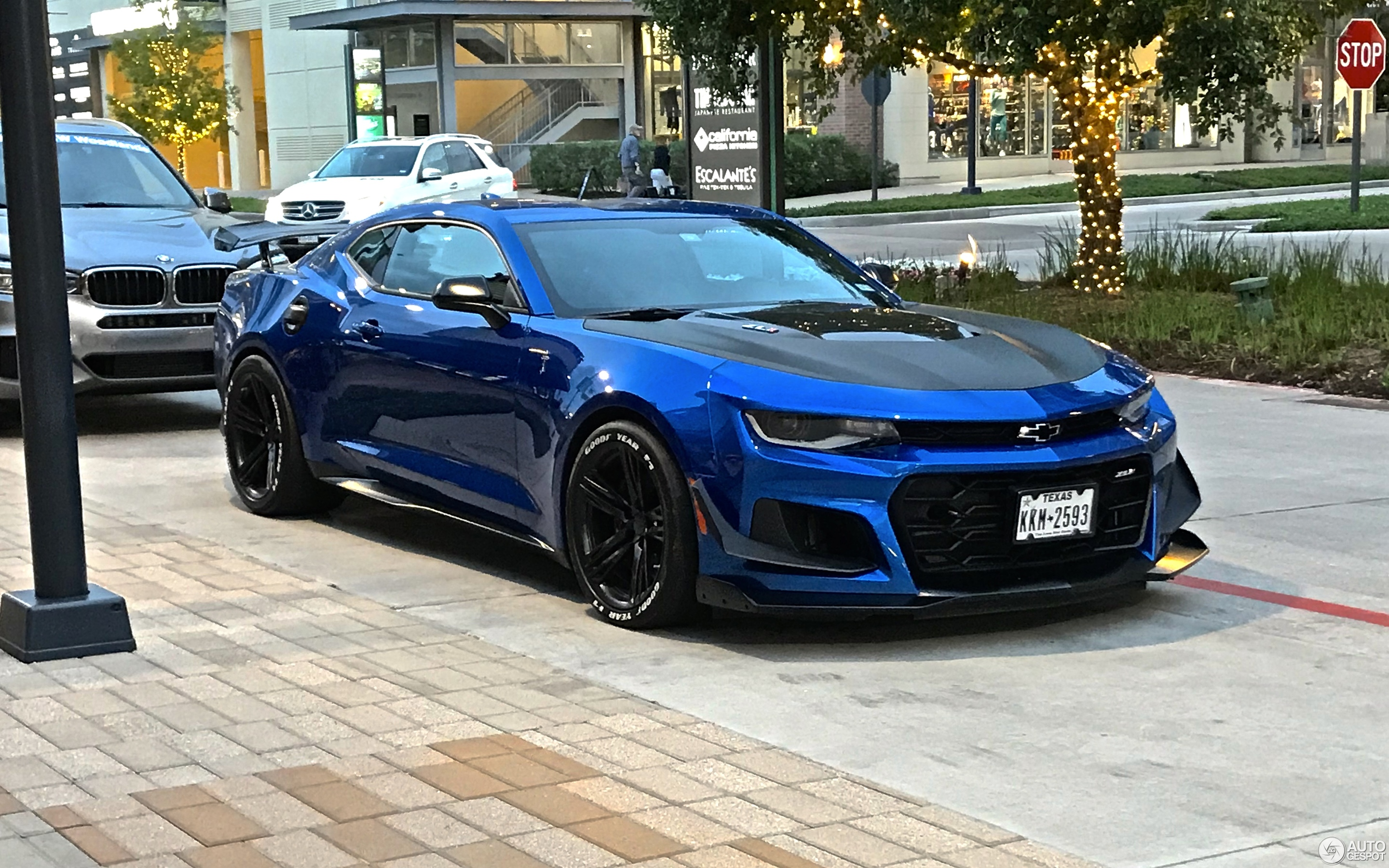 Chevrolet Camaro Zl1 1le 2017 11 June 2018 Autogespot