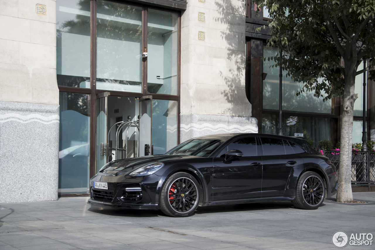 Porsche 971 Panamera Turbo Sport Turismo TechArt Grand GT