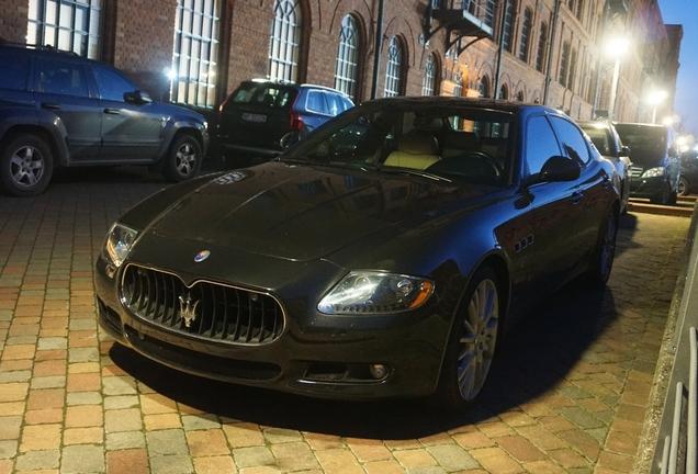 Maserati Quattroporte Sport GT S 2009