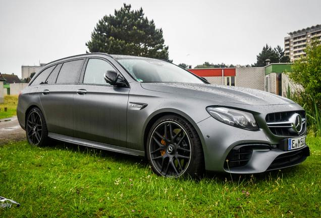 Mercedes-AMG E 63 S Estate S213