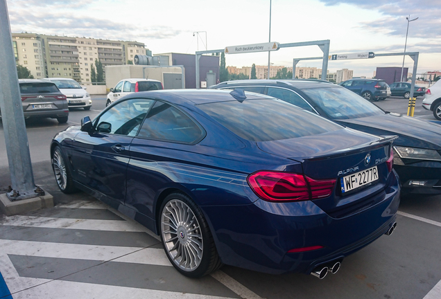 Alpina D4 Bi-Turbo Coupé 2017