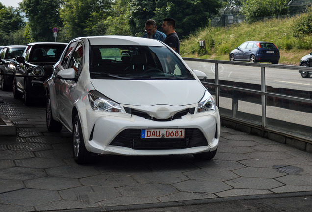 Toyota Yaris Mule
