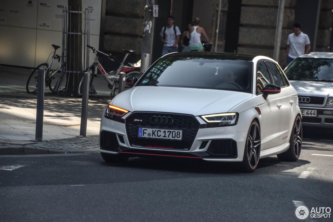 Audi Abt Rs3 Sportback 8v 2018 16 Juni 2018 Autogespot
