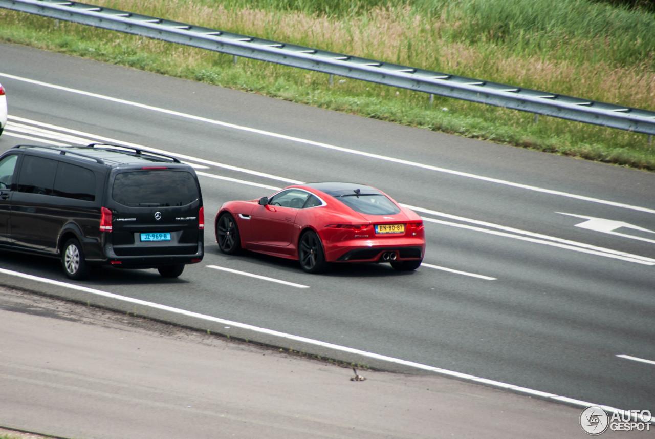 Jaguar F-TYPE S Coupé British Design Edition - 16 juni ...