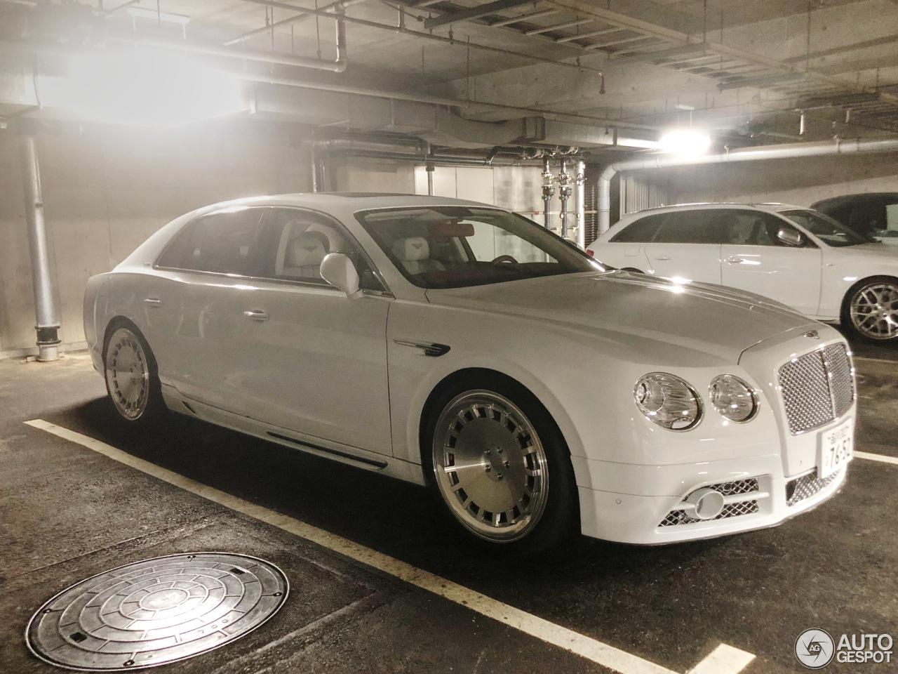 Bentley Mansory Flying Spur W12 17 June 2018 Autogespot