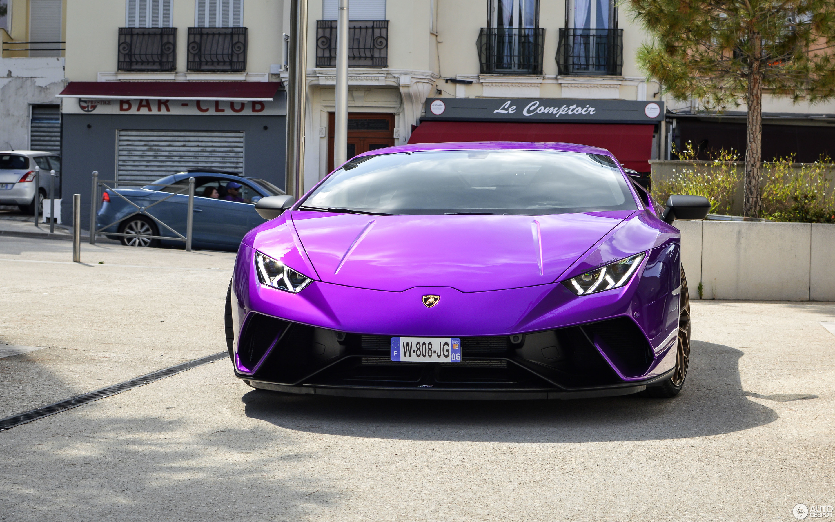 Lamborghini Huracan Lp640 4 Performante 17 June 2018 Autogespot