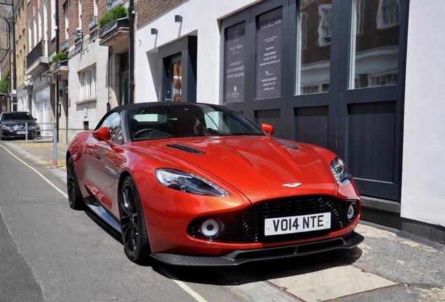 Aston MartinVanquish Volante Zagato