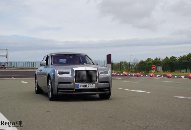 Rolls-Royce Phantom VIII RR11