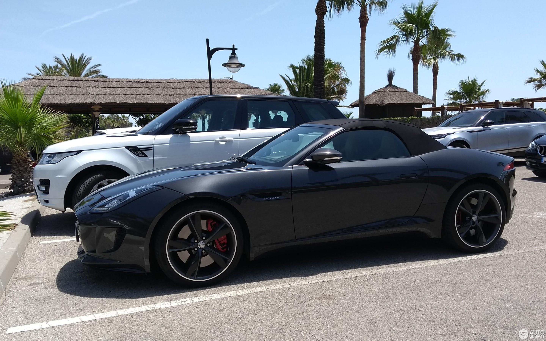 Jaguar F-TYPE S Convertible - 18 June 2018 - Autogespot