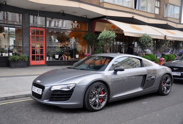 Audi R8 Le Mans Edition