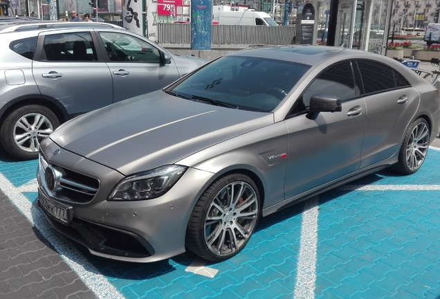 Mercedes-Benz Brabus CLS B63S-730