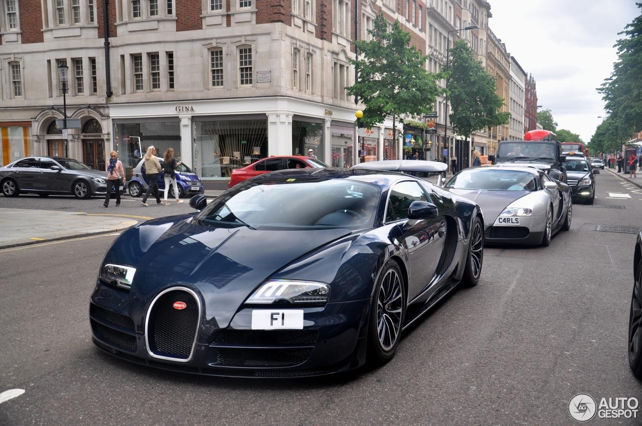 Bugatti Veyron 16.4 Super Sport - 19 June 2018 - Autogespot