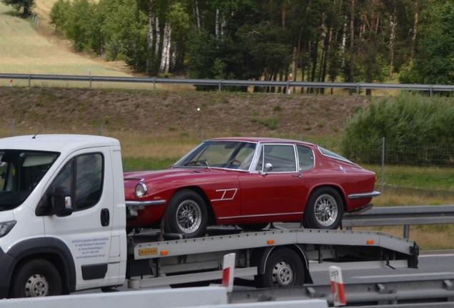 Maserati Mistral 4000