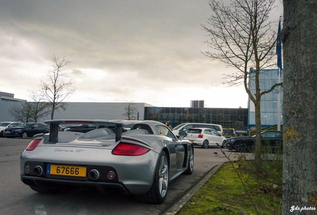 PorscheCarrera GT