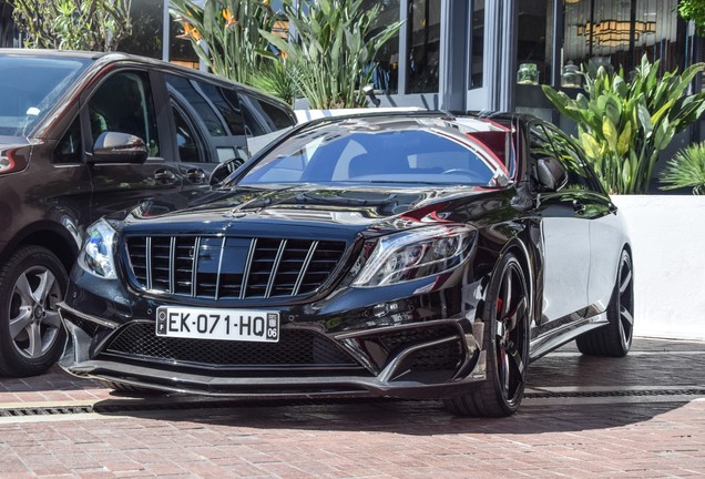 Mercedes-Benz Mansory S63 AMG W222