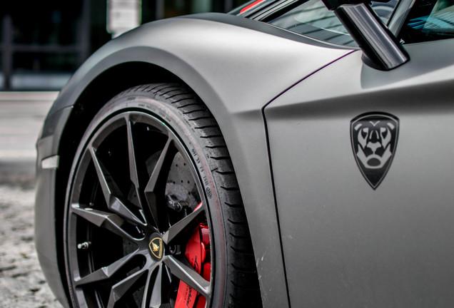 LamborghiniAventador LP700-4 Roadster Pirelli Edition