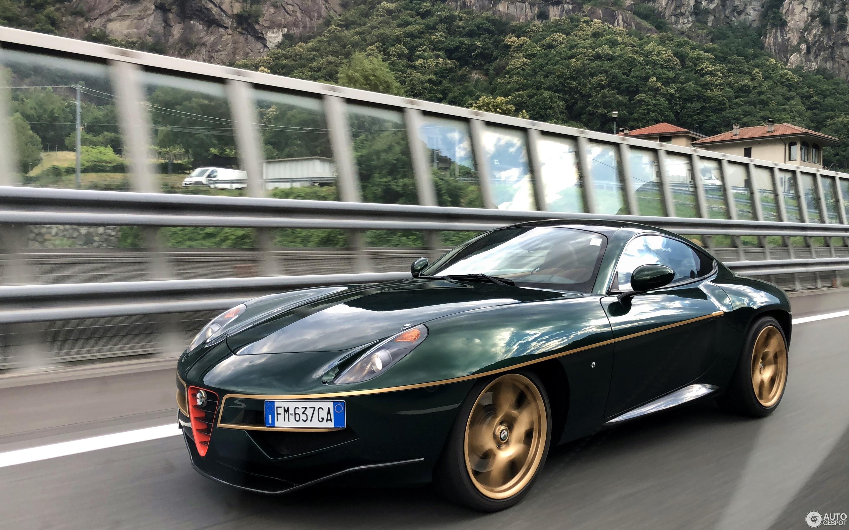 Alfa Romeo Disco Volante >> Alfa Romeo Disco Volante 25 June 2018 Autogespot