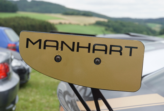BMW Manhart Performance MH2 630