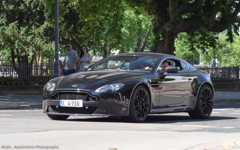 Aston Martin V12 Vantage S 26 June 2018 Autogespot