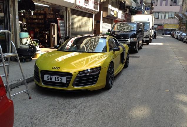 Audi APR R8