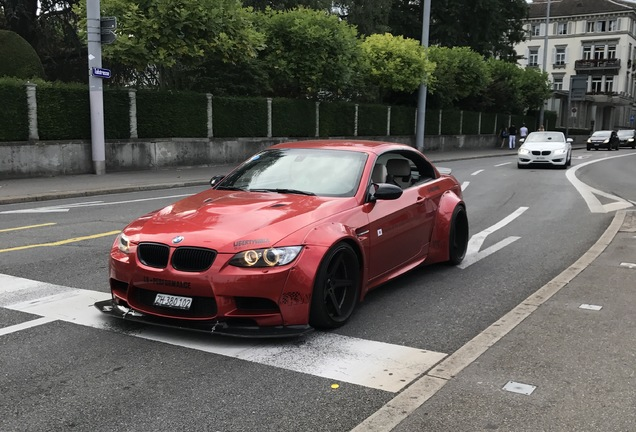 BMW M3 E93 Cabriolet Liberty Walk