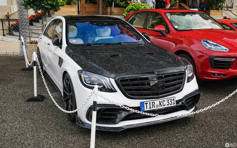 Mercedes-AMG S 63 V222 Mansory Signature Edition