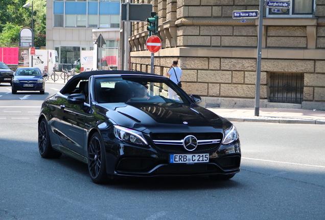 Mercedes-AMG C 63 Convertible A205
