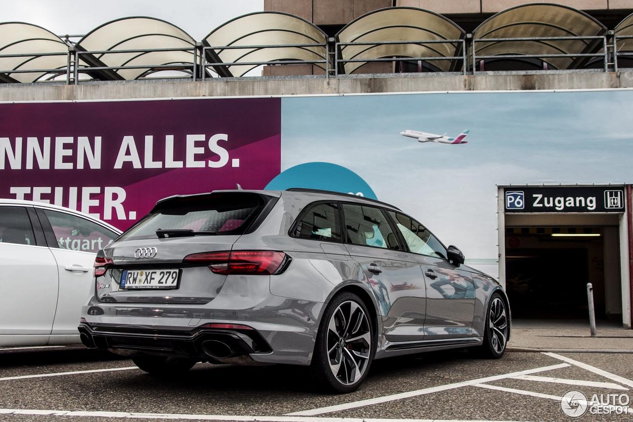 Audi RS4 Avant B9 - 5 July 2018 - Autogespot