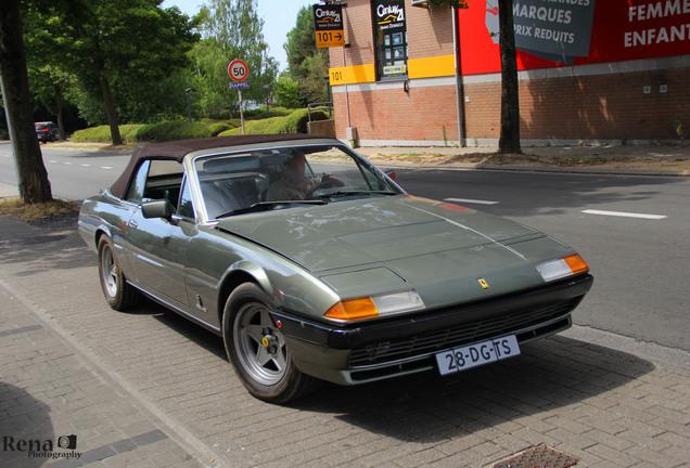 Ferrari 400 Convertible