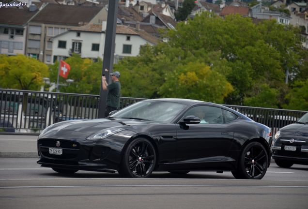 jaguar f type s coup 1 junho 2014 autogespot. Black Bedroom Furniture Sets. Home Design Ideas