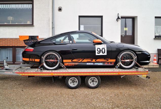 Porsche 996 GT3 Clubsport