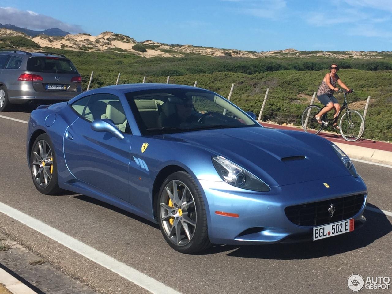 Ferrari California - 8 July 2018 - Autogespot
