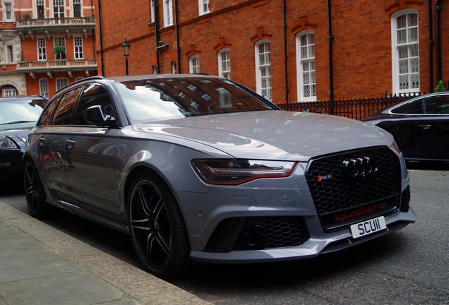 Audi ABT RS6-R Avant C7 2015